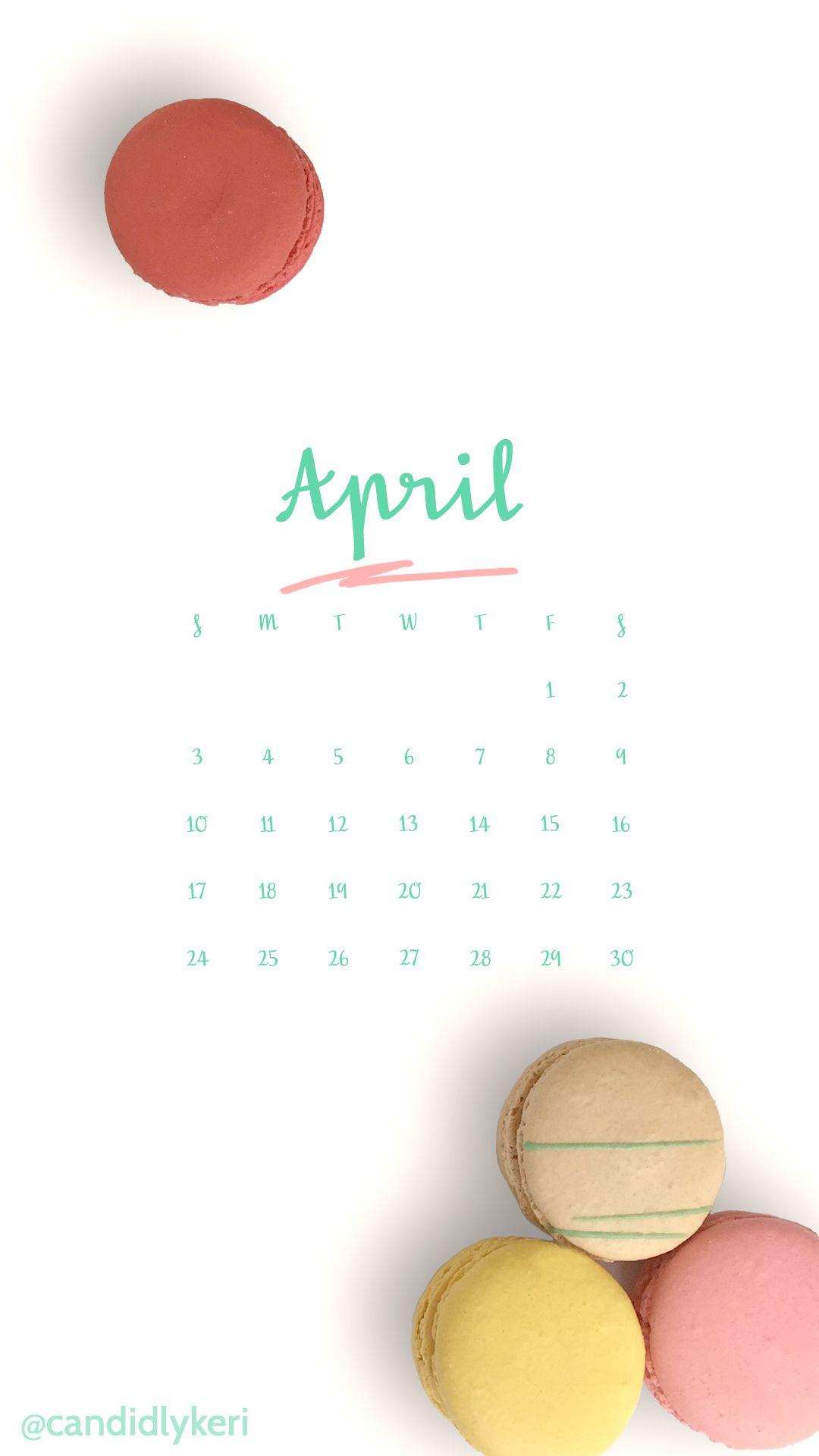 Wallpaper download blog - Free April Calendar Wallpaper Download For Free On The Blog Pastels Pinks Yellows