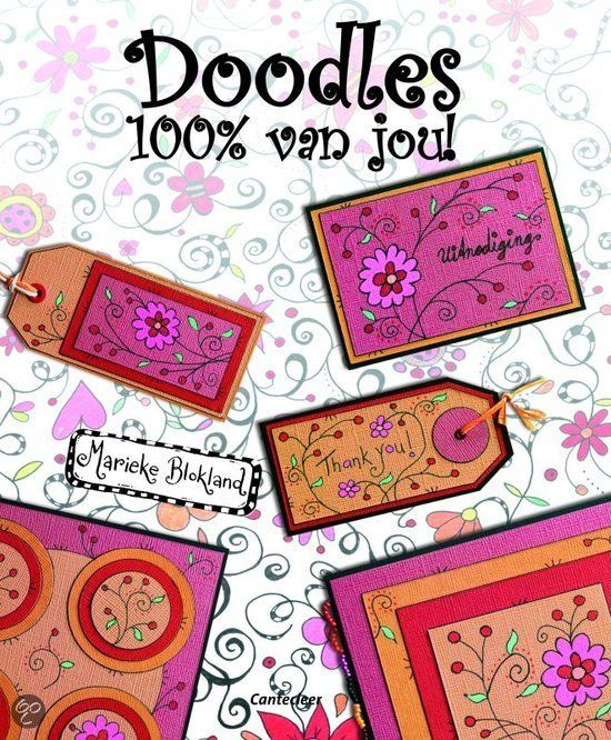 Doodles 100% van jou!, Written by Marieke Blokland (Sold Out)