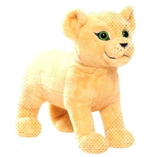 Lion King Live Action Movie Large Plush Nala Now $7.99 (Was $19.99) Lion King Live Action Movie Lar