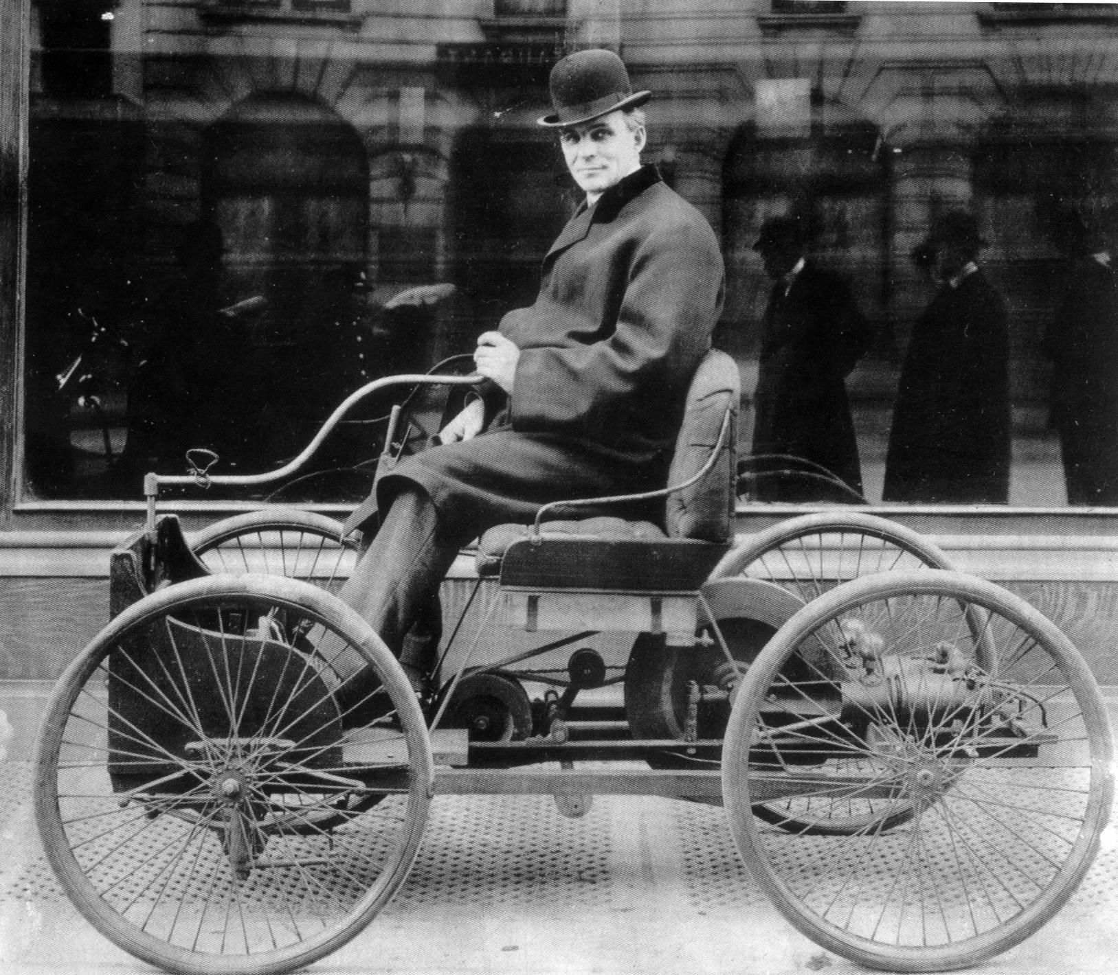 Henry Ford, (July 30, 1863 – April 7, 1947), American industrialist ...