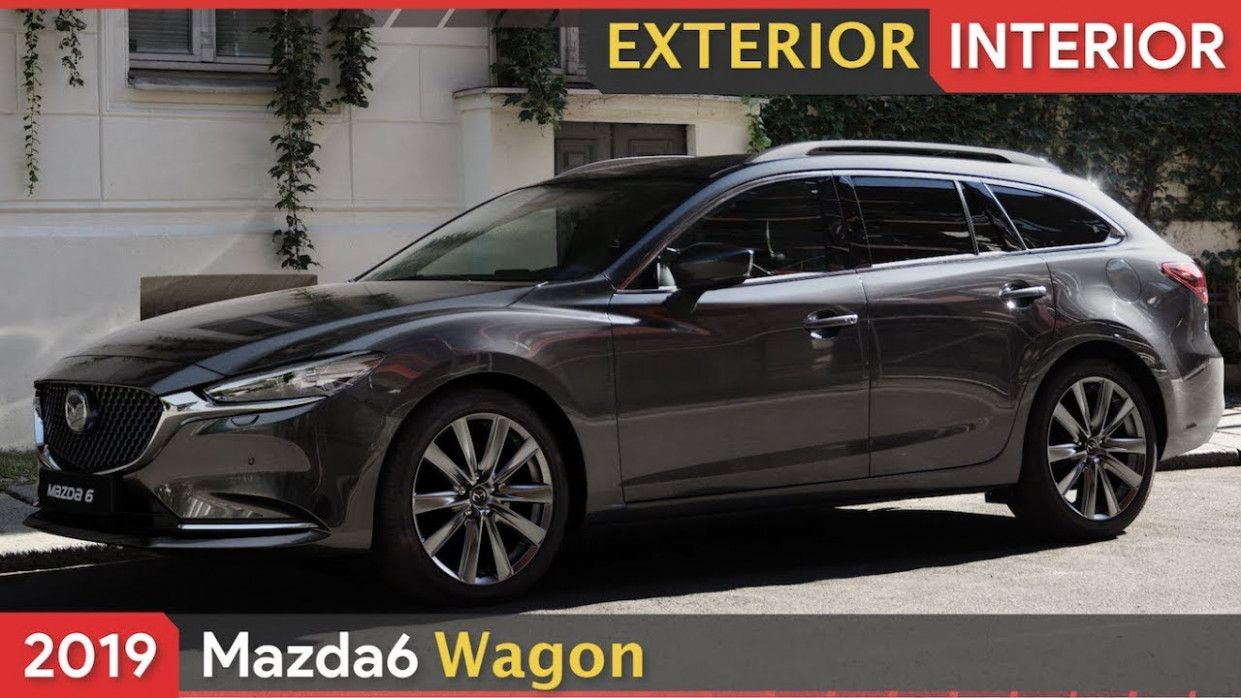 11 Image 2020 Mazda 6 Wagon Usa in 2020 Mazda 6 wagon