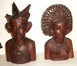 balinese bust - Google Search