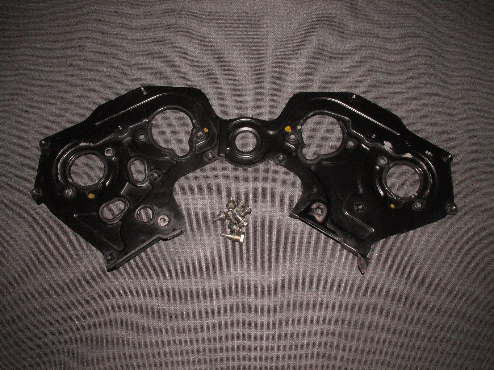 90 91 92 93 94 95 96 nissan 300zx oem cam gear rear plate cover set rh pinterest com