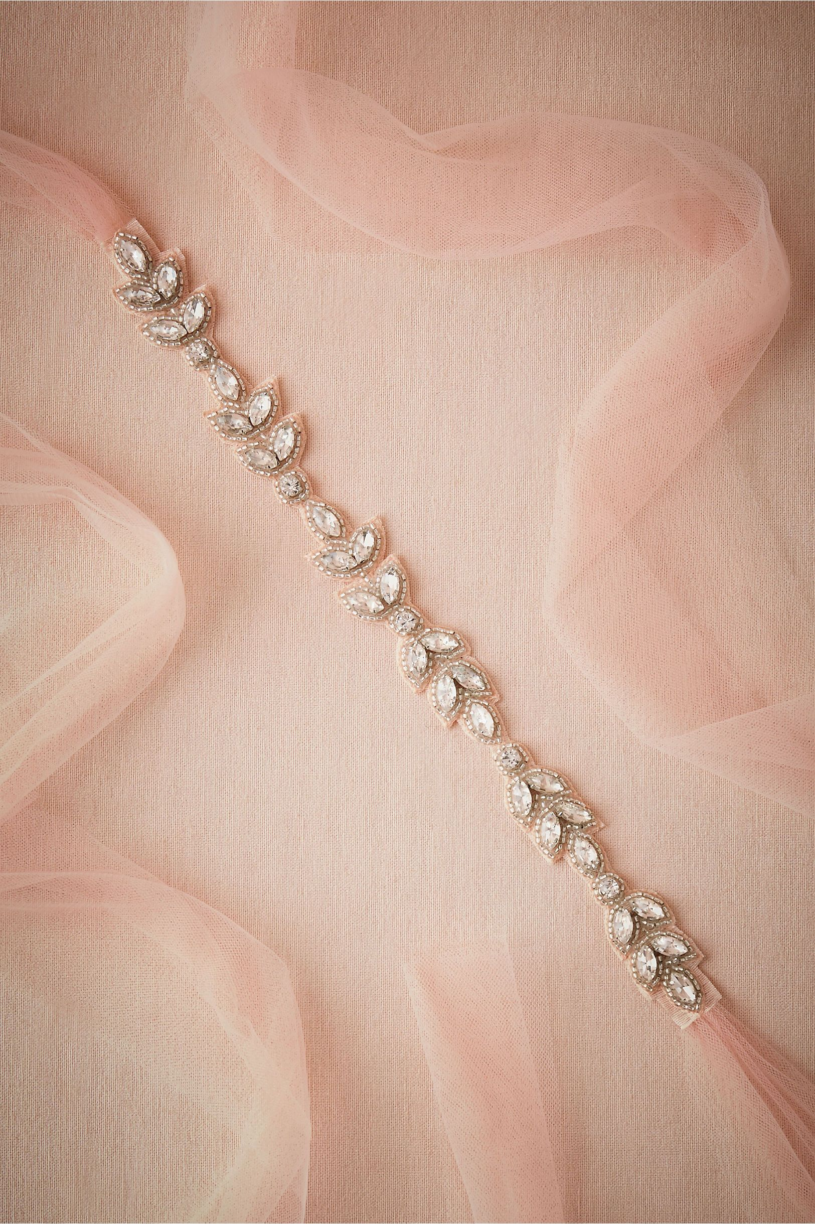BHLDN Nilda Sash in  Shoes & Accessories Belts & Sashes at BHLDN