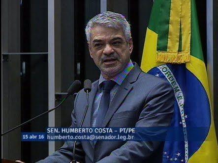 Humberto Costa: estamos banalizando o impeachment https://youtu.be/nsaLGUZdobc