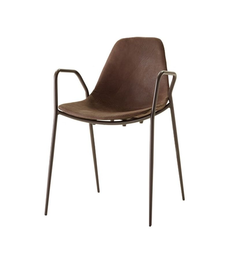 Mammamia Leather Opinion Ciatti Chair With Armrests Chair Chair Design Contract Furniture