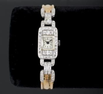 MARILYN MONROE ART DECO WATCH - Current price: $7500