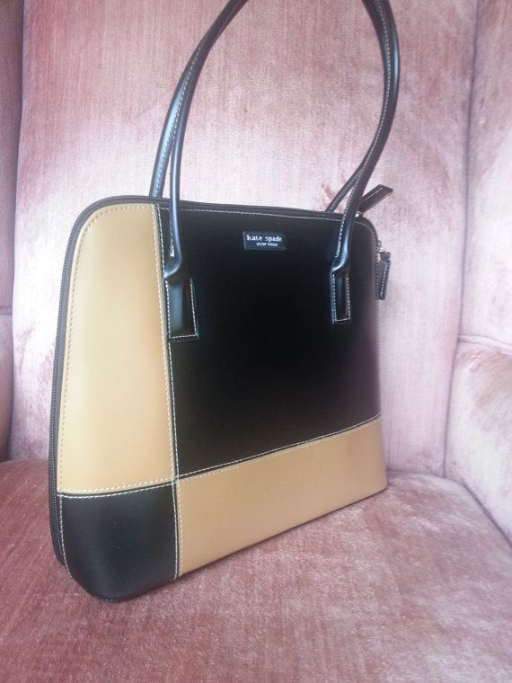 Kate Spade purse knock off   replica tote bag by nbegona on Etsy ... 983d834d5ce03