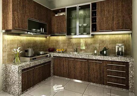 Photo of 43 Brilliant L-Shaped Kitchen Designs 2020 [A