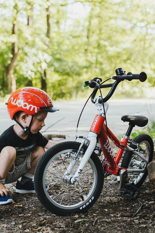 Woom 3 Kinder Fahrrad Kinderfahrrad Radfahren