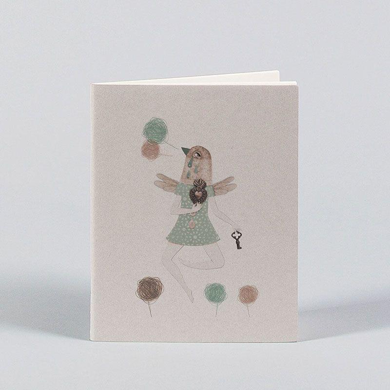 Libellulart - Quaderni -Sketchbook - 5€