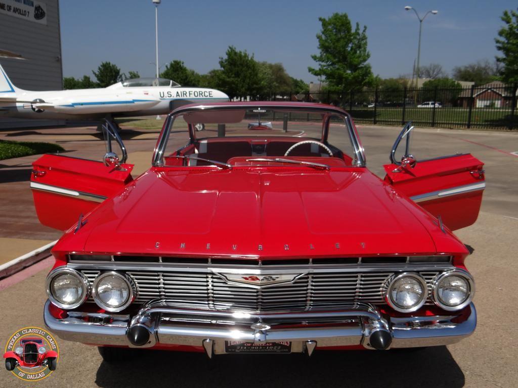 1961 chevy impala ss bubble top 409 425 hp dual quad