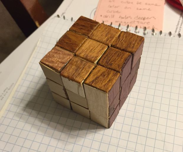 Top 10 Amazing Best Rubik's Cubes To Add To Your Games Collection (You Won't Believe It!) - [http://theendearingdesigner.com/62-unique-rubiks-cubes/]