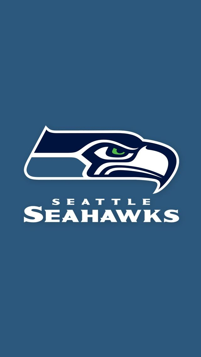 Nfl Seattle Seahawks 6 Iphone 4 5 6 6plus Wallpaper Seattle Seahawks Logo Seattle Seahawks Seahawks