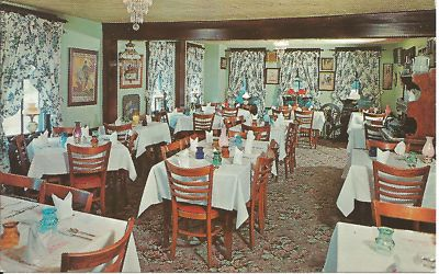 Ye Olde Stage House Restaurant Brecksville Ohio