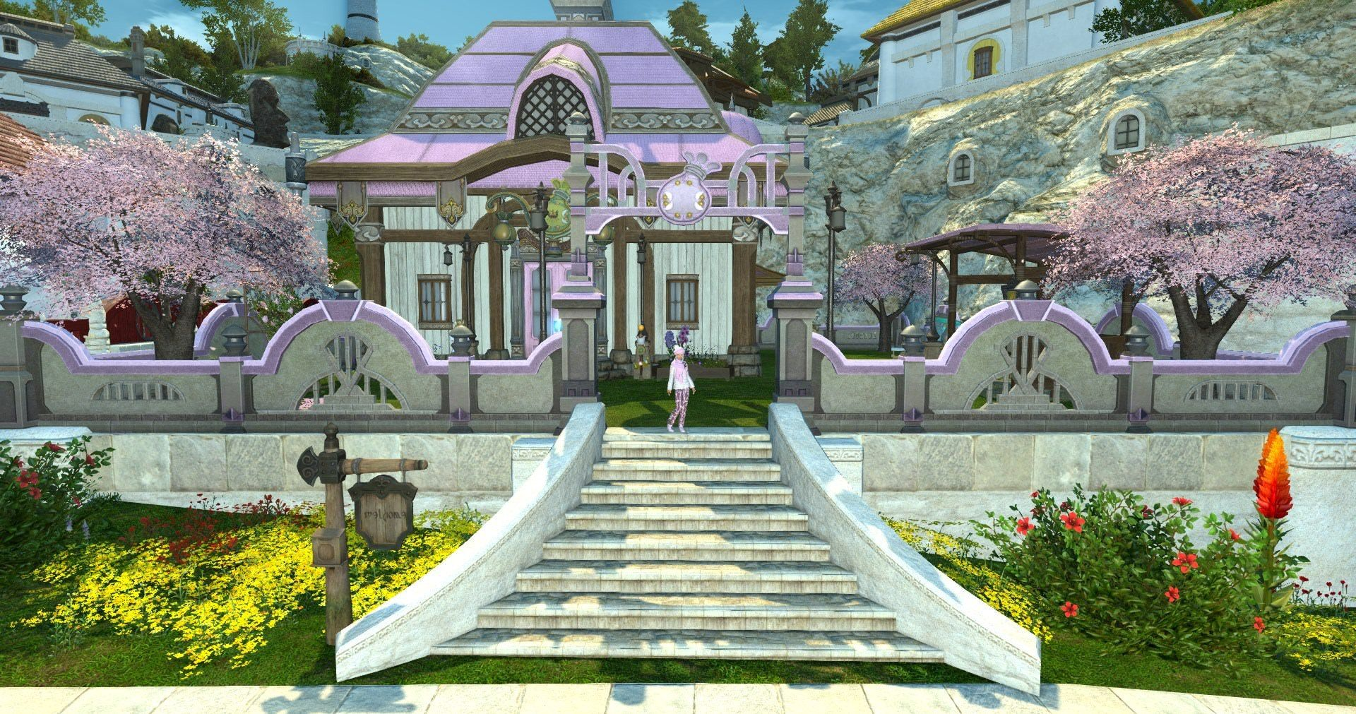 Ffxiv Exterior Wall Decoration Lovely Final Fantasy Xiv Forum Exterior Wall Decor Decor