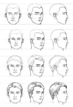 how to draw steve step by step