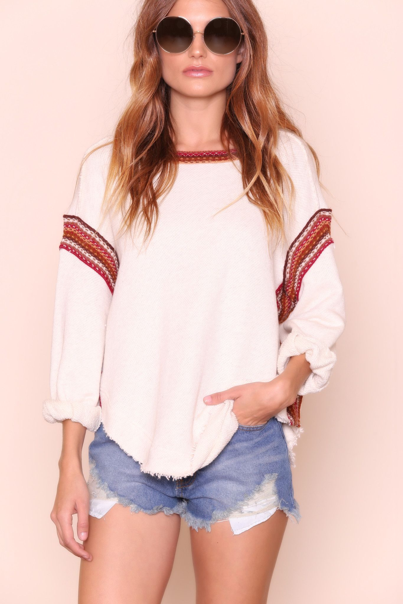 8d6af263a1f Trudy Pullover by Free People  SHOPLUNAB  LUNABCHRISTMAS