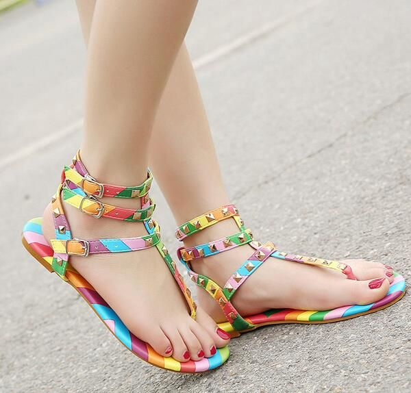 5a83b33366 Upto 50% Off On Women #Sandals at #Homeshop18, Use #Fabpromocodes Coupons
