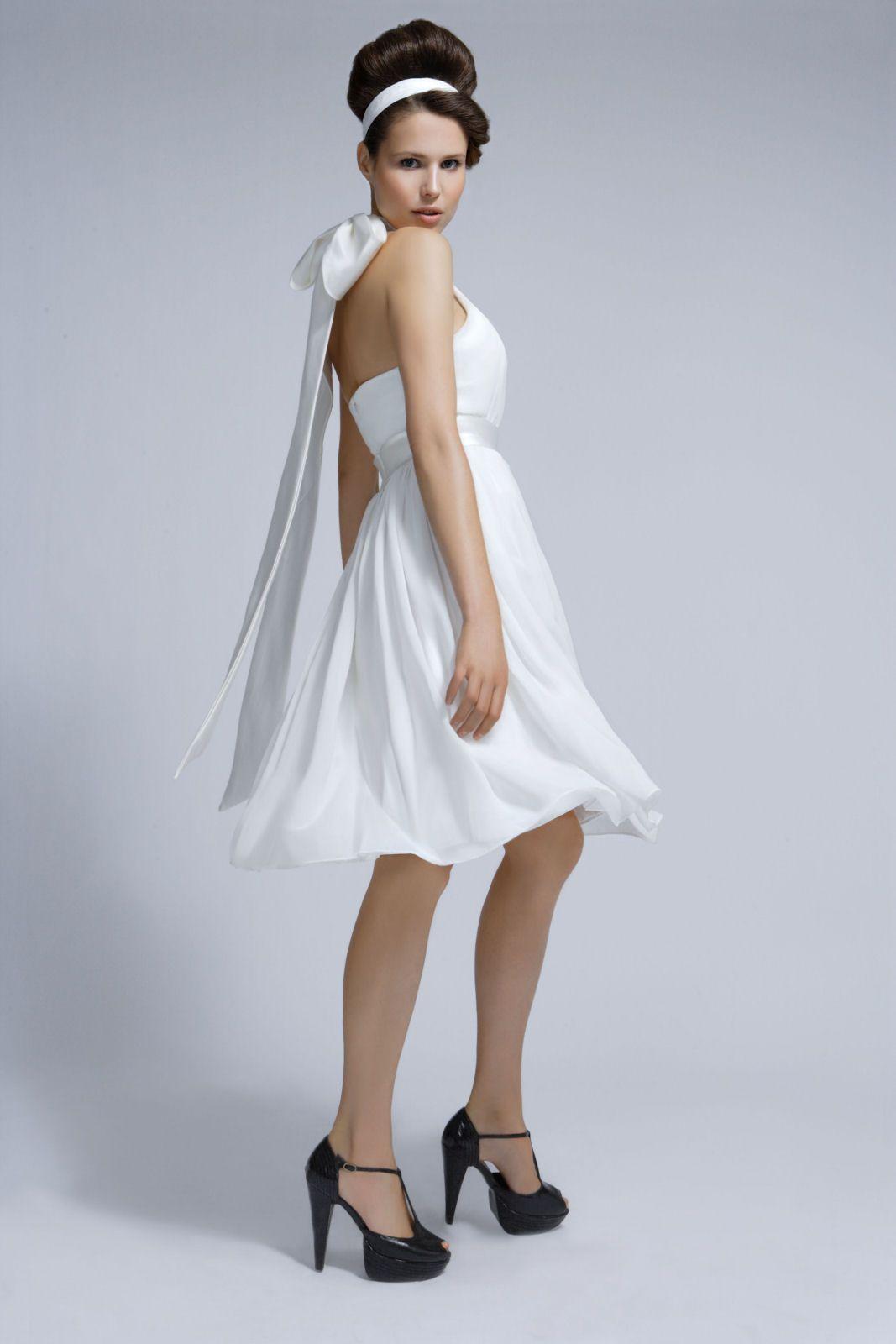 Clair From Tobi Hannah B Couture Bridal Wicklow Short Wedding