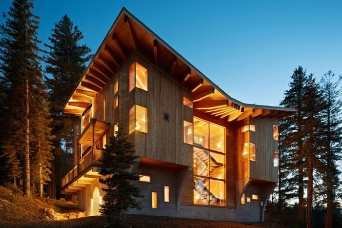 Crow's Nest Residence - ein Haus aus Holz | DerTypvonNebenan.de