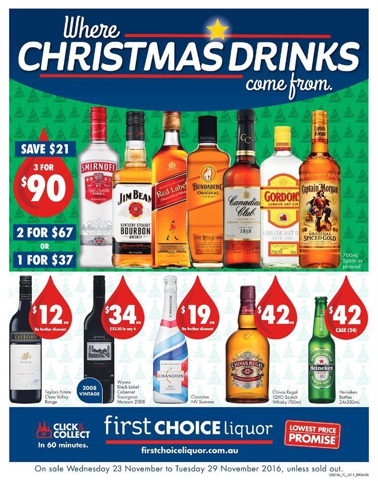 First Choice Liquor Specials 23 29 November 2016 Http Olcatalogue Com Fcl First Choice Liquor Html Beer Corona Beer Bottle Beer Bottle
