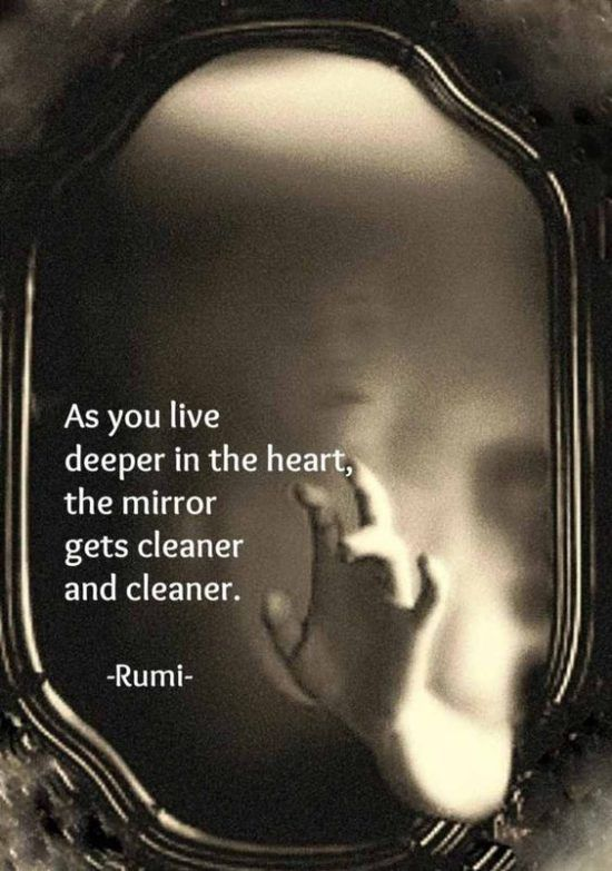 Who Do You See in the Mirror?