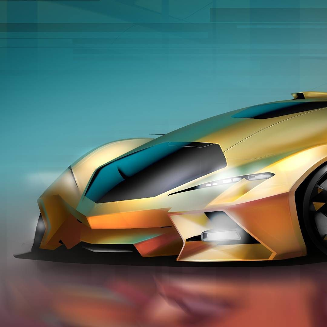 Little Lamborghini For The Weekend Lambochallenge