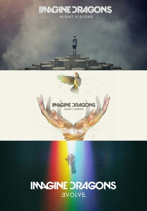 Leave Me To Dream Imagine Dragons Imagine Dragons Evolve