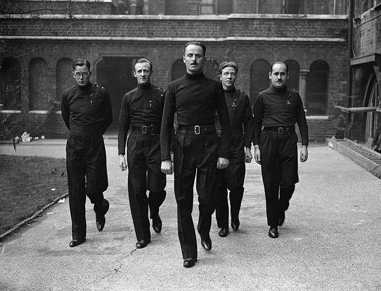 Image result for mosley's blackshirts