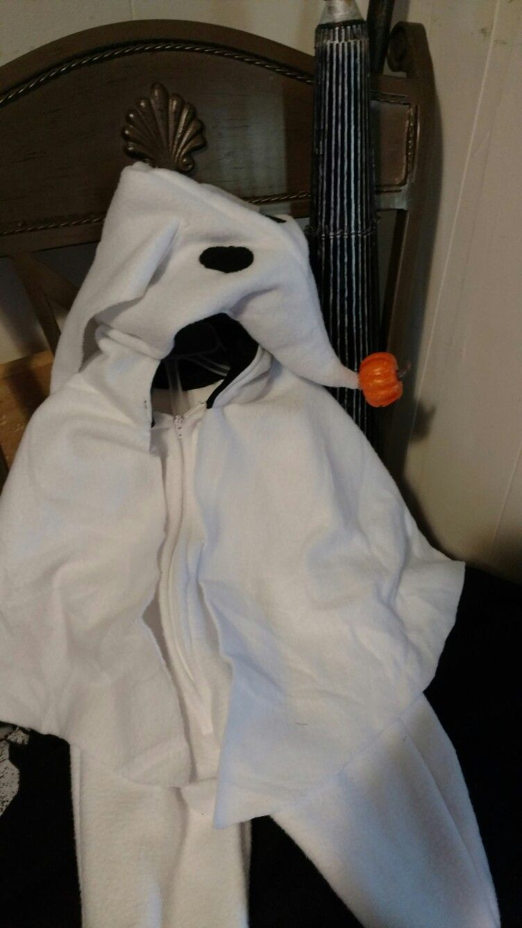 Zero the ghost dog from Nightmare Before Christmas. #cosplay ...