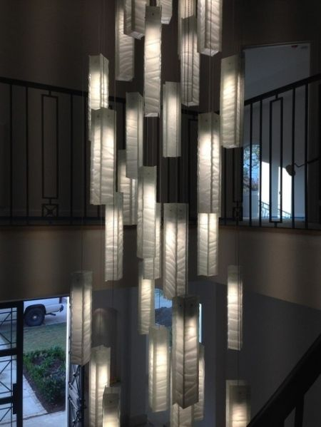 Contemporary foyer lighting modern entry chandelier for high intended for contemporary chandeliers for foyer entrancing