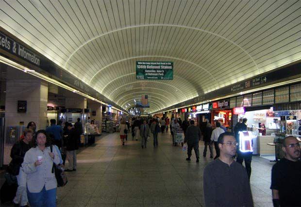 penn station new york | Hudson Rail Tunnels – New Jersey/New York, United States of America