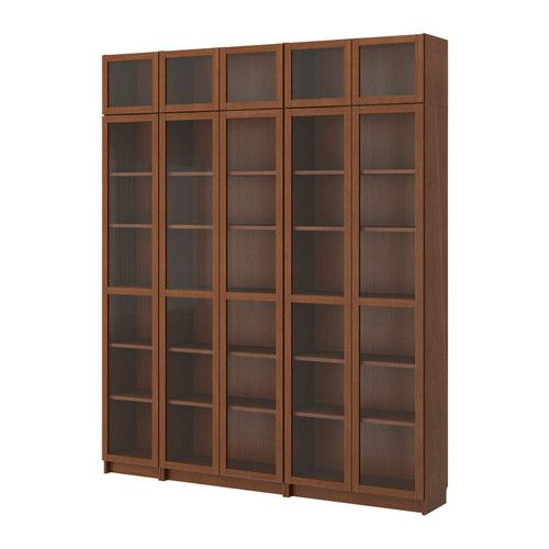 Us Furniture And Home Furnishings Bookcase With Glass Doors Bookcase Shoe Storage Room