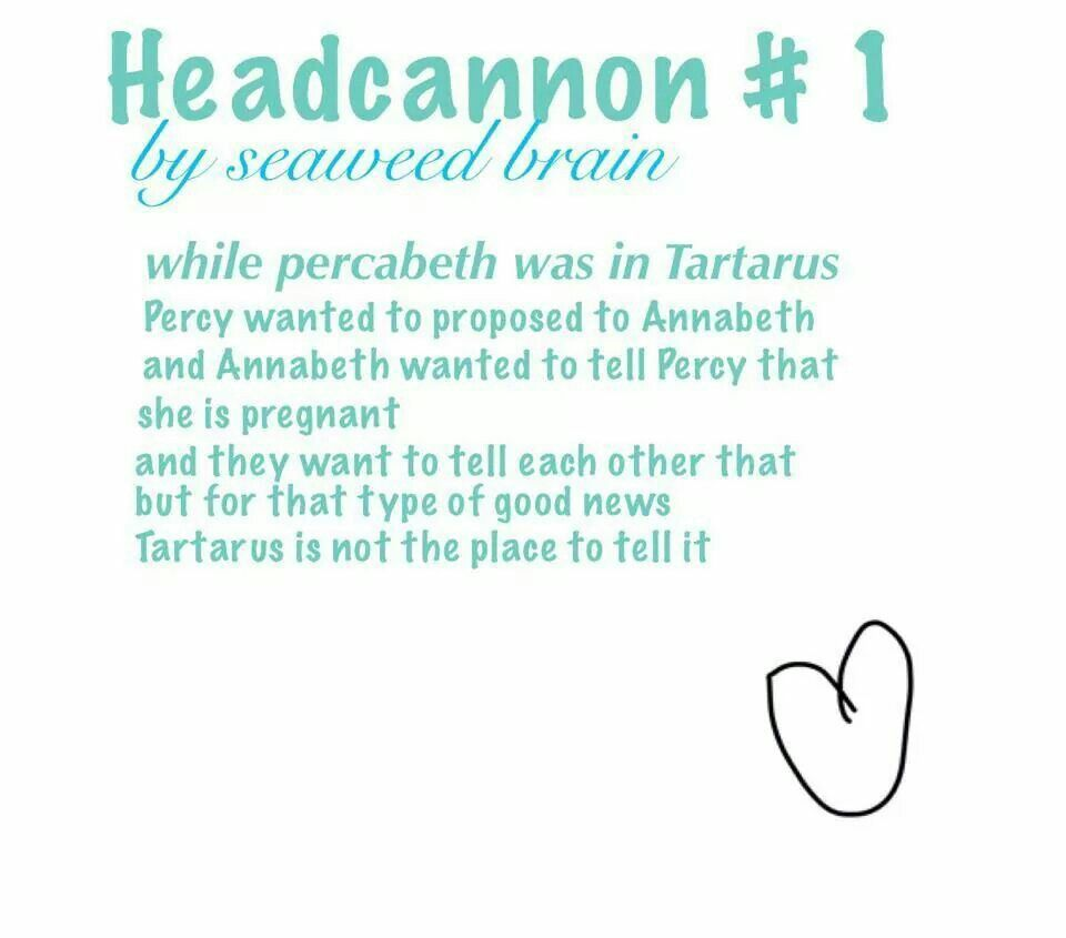 Id doubt that Annabeth would be pregnant at that age...but Percy proposing maybe