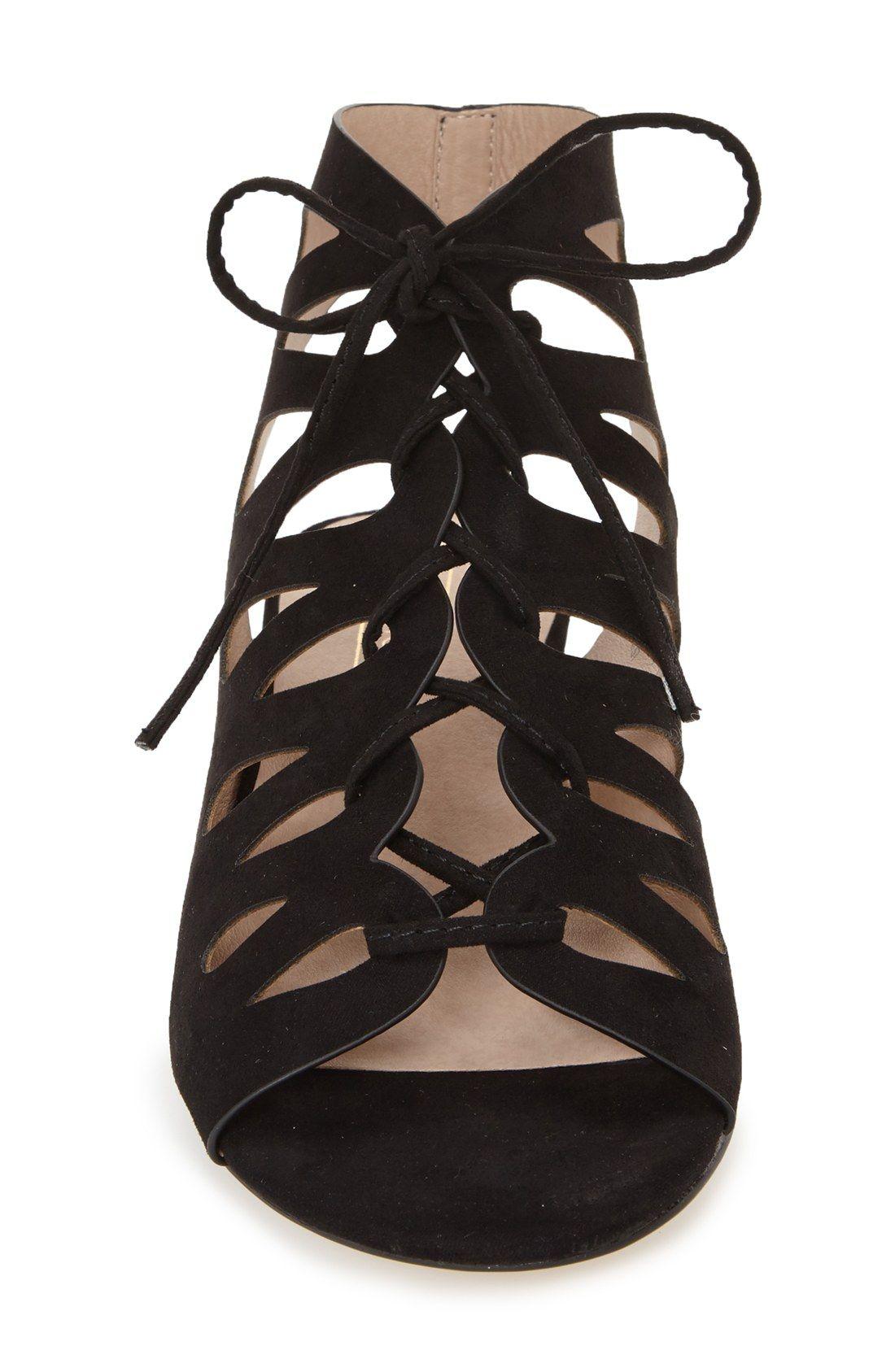 Topshop 'Hello Micro' Gladiator Sandal (Women)