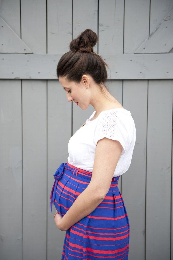 woman  maternity  pregnant  pregnancy  summer  fashion  outfit ... 8b5dc2bd6f