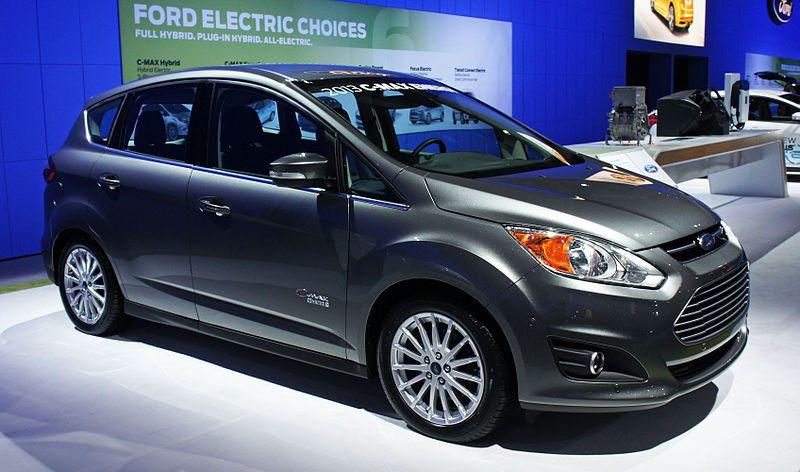 Ford C Max Energi Plug In Hybrid 2012 Ford C Max Hybrid