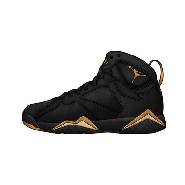 info for 7f600 56ff5 Air Jordan 6 7  Gold Medal  Pack   KicksOnFire.com found on Polyvore
