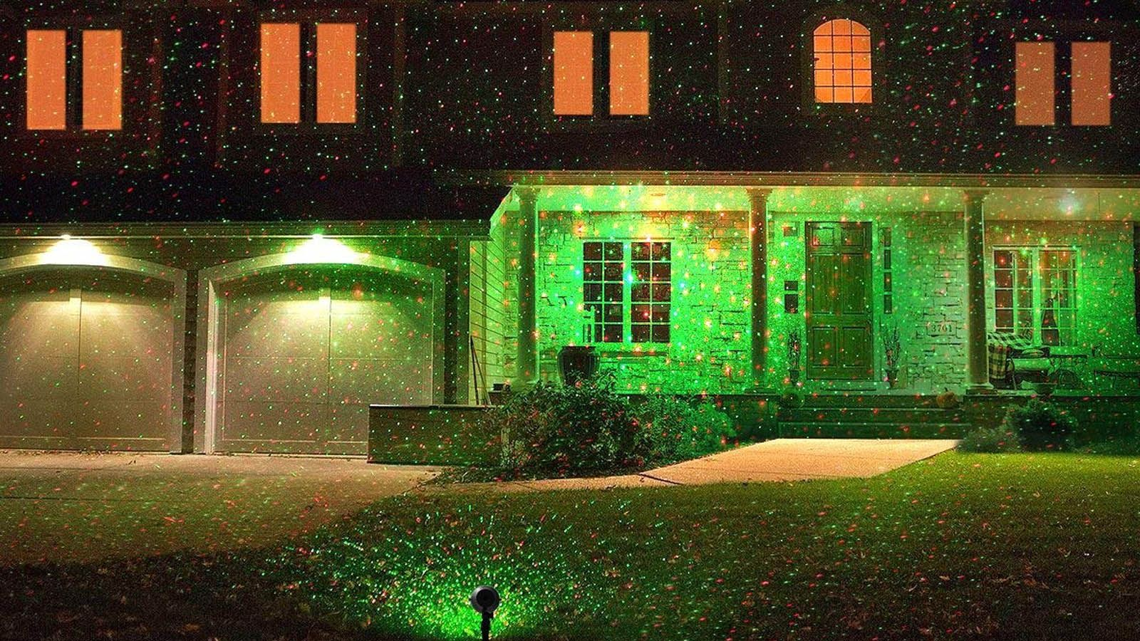 The Best Christmas Projectors And Laser Lights For Illuminating Your House Led Outdoor Lighting Christmas Projector Laser Lights