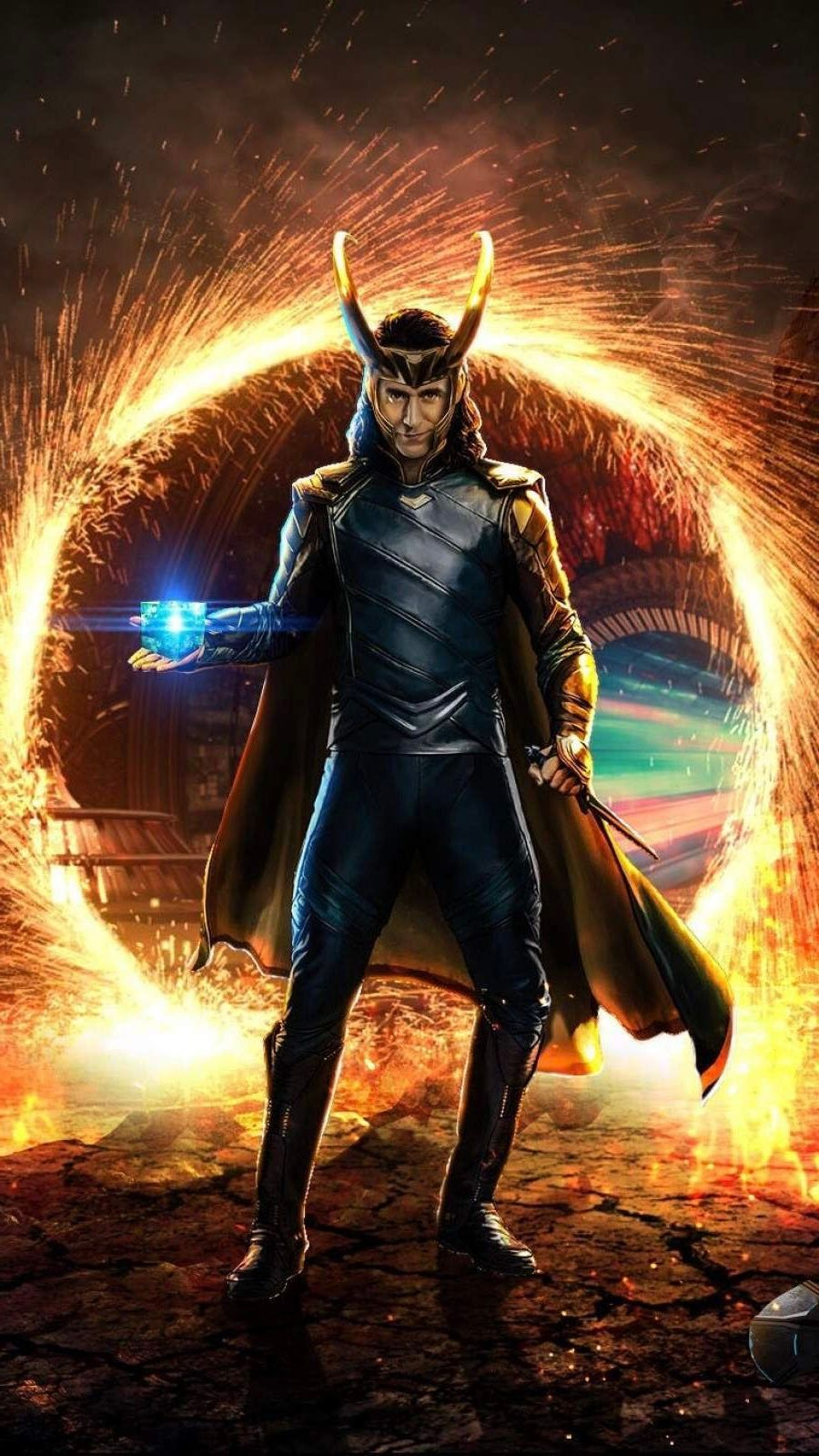 Tv Review Loki Strange Harbors In 2021 Loki Wallpaper Loki Wallpaper