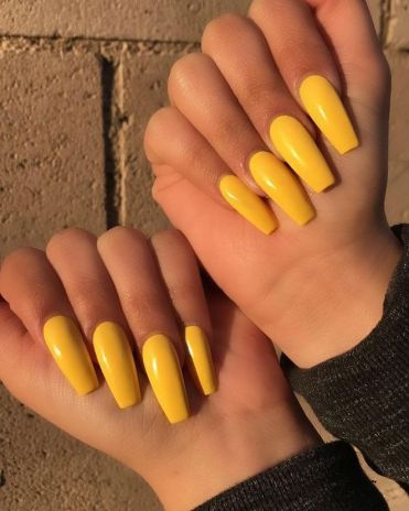 22 the fundamentals of yellow nail revealed  yellow