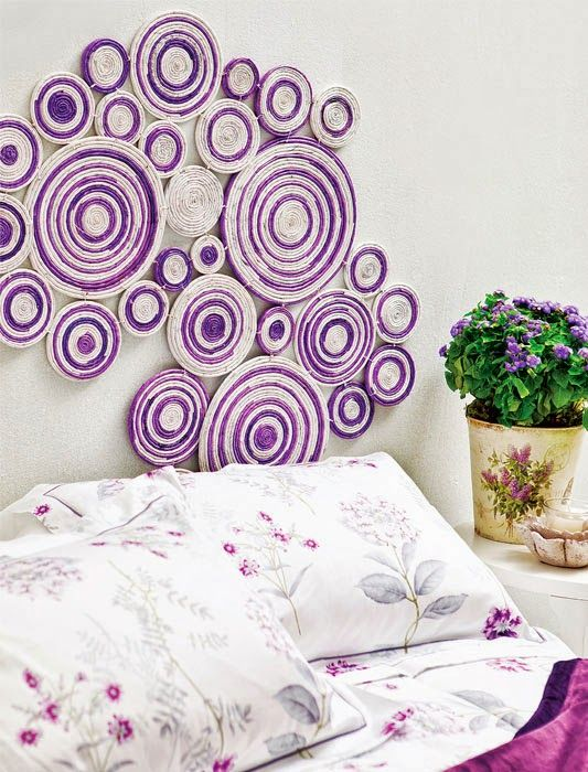 decoración de paredes con papel de periódico Proyectos que - decoracion de paredes