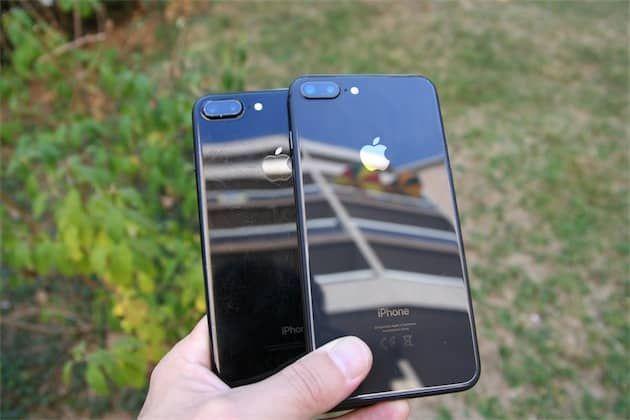 coque iphone 7 plus devant