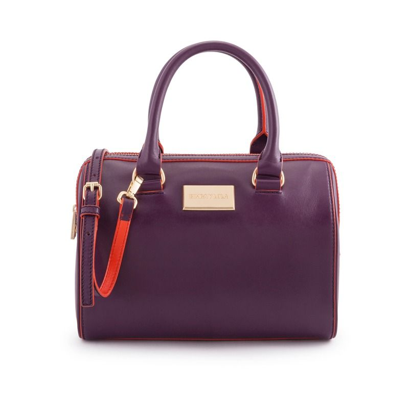 Bimba Y Lola Small Bowling Bag