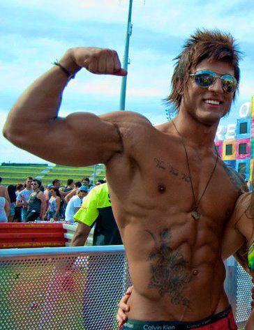 Zyzz Get It Gym Inspiration Fitness Inspiration Mens Fitness