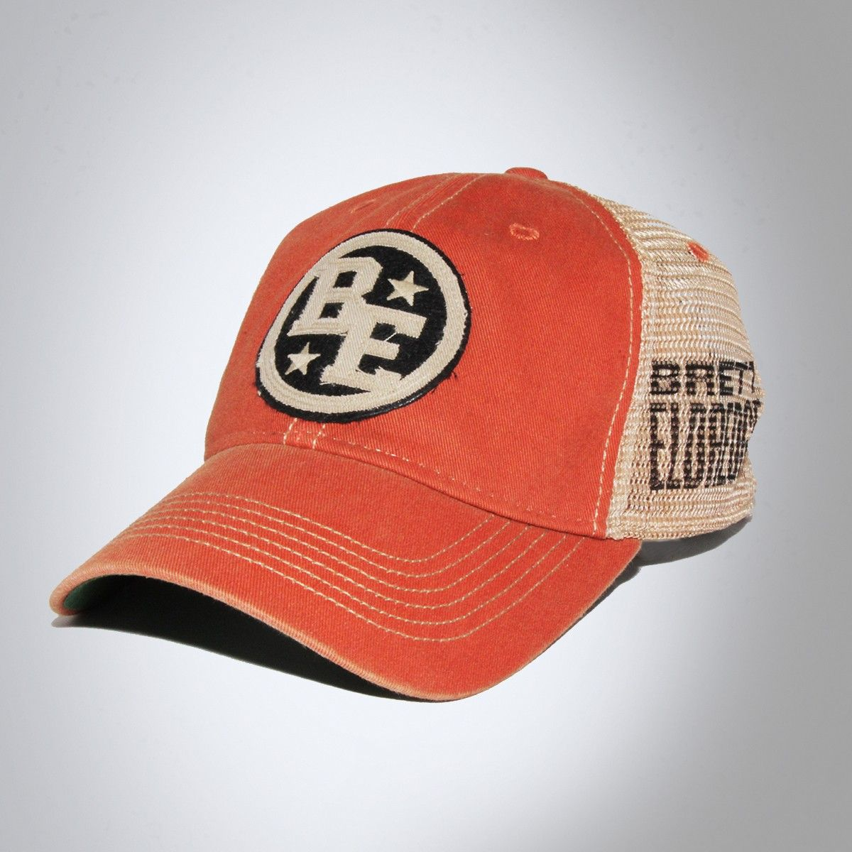 Check out BE Logo Trucker Hat from Brett Eldredge at the Warner ...