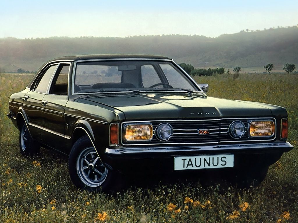 Ford taunus tc taunus cortina 2000 gxl sedan de 1972 - Ford taunus gxl coupe 2000 v6 1971 ...