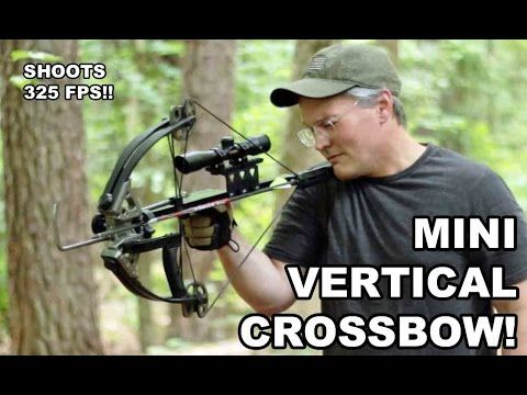 mini vertical crossbow hickory creek archery youtube. Black Bedroom Furniture Sets. Home Design Ideas