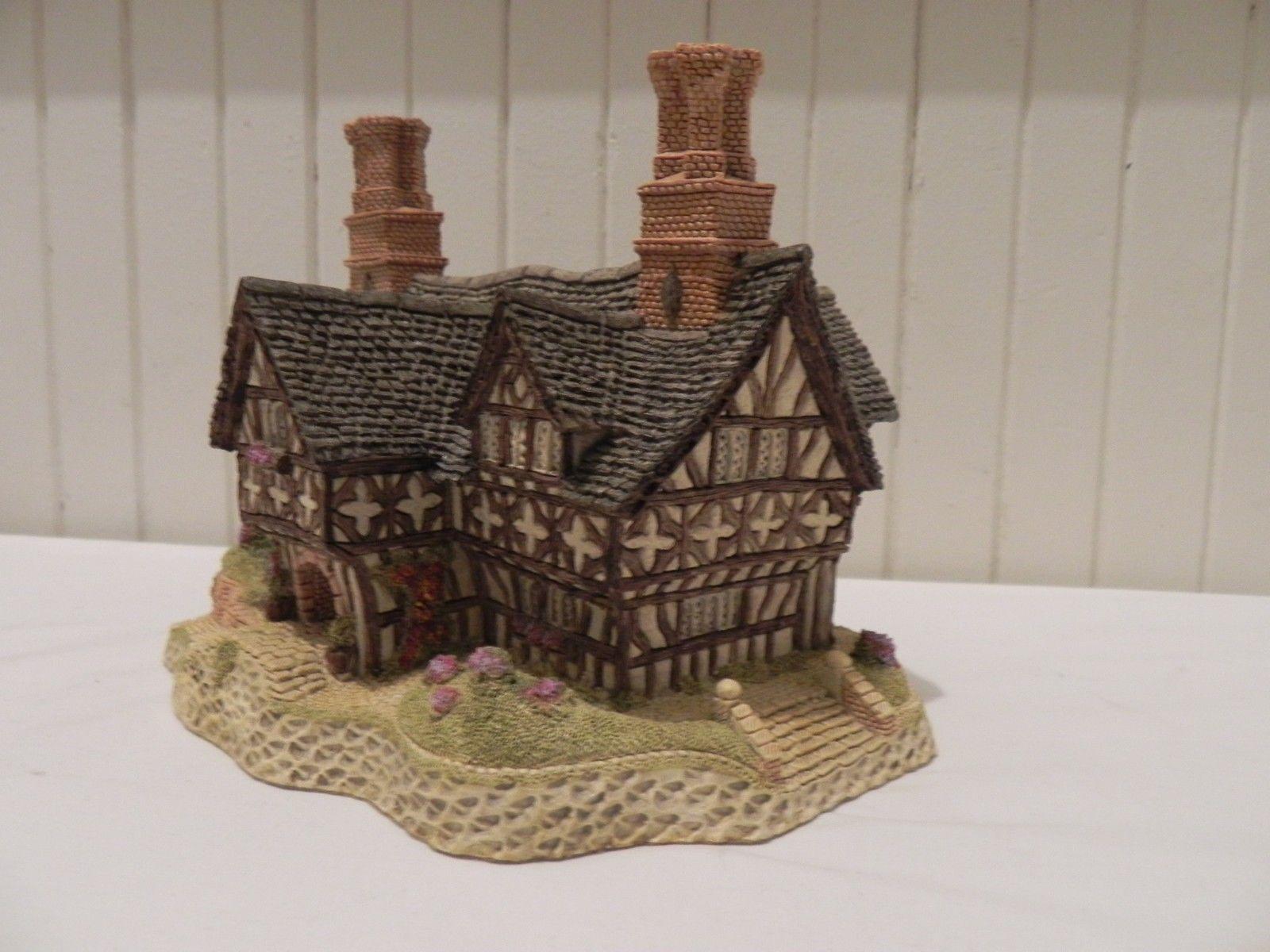Queen Elizabeth Stayed Here David Winter Cottages Collectors Piece 2 Ebay Queen Elizabeth Elizabeth Queen